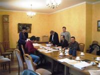 Koordinierungsgruppe am 02.08.2010