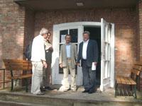 6. Beratung Koordinierungsgruppe in Pinnow 25.08.2011