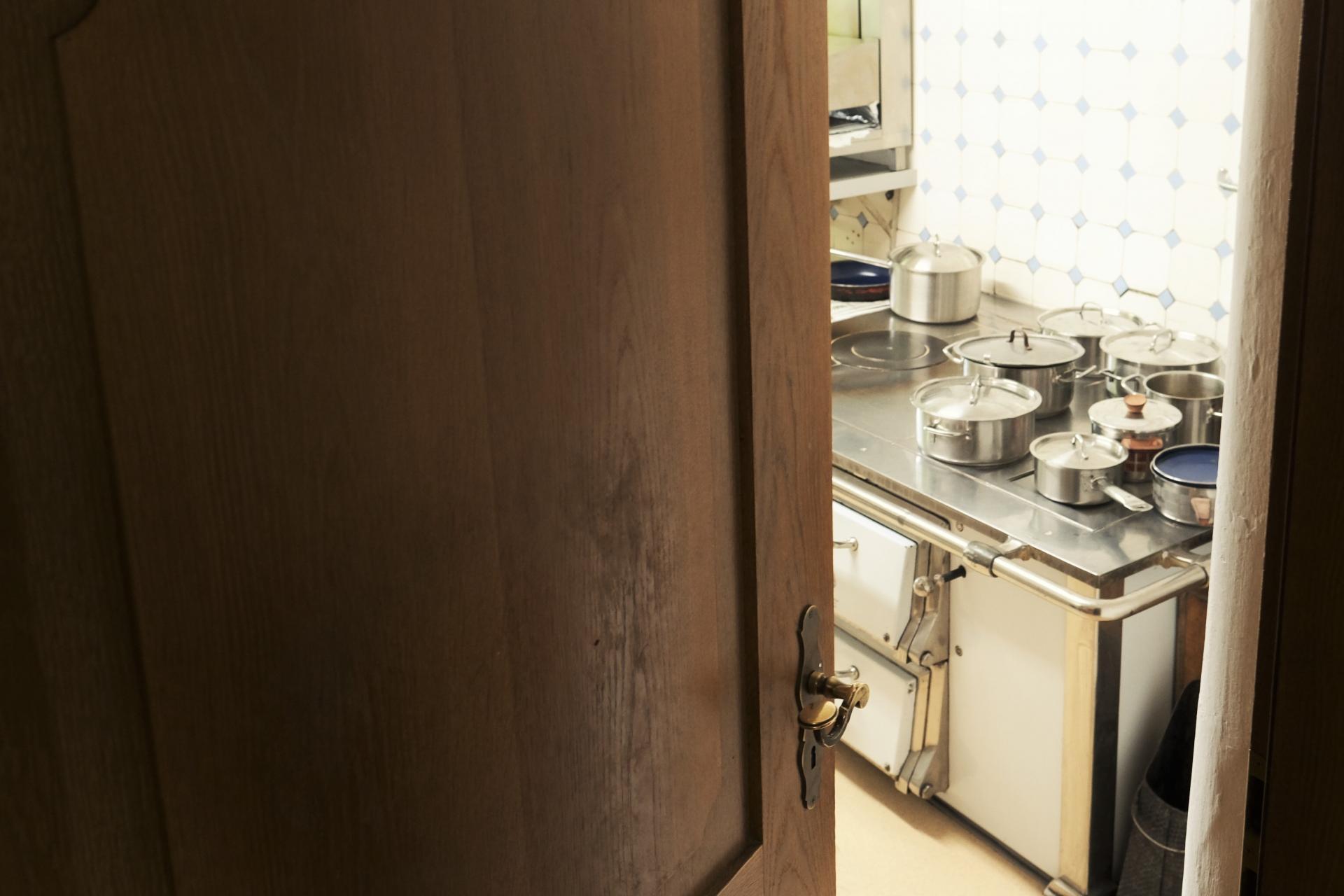 Küche Tür