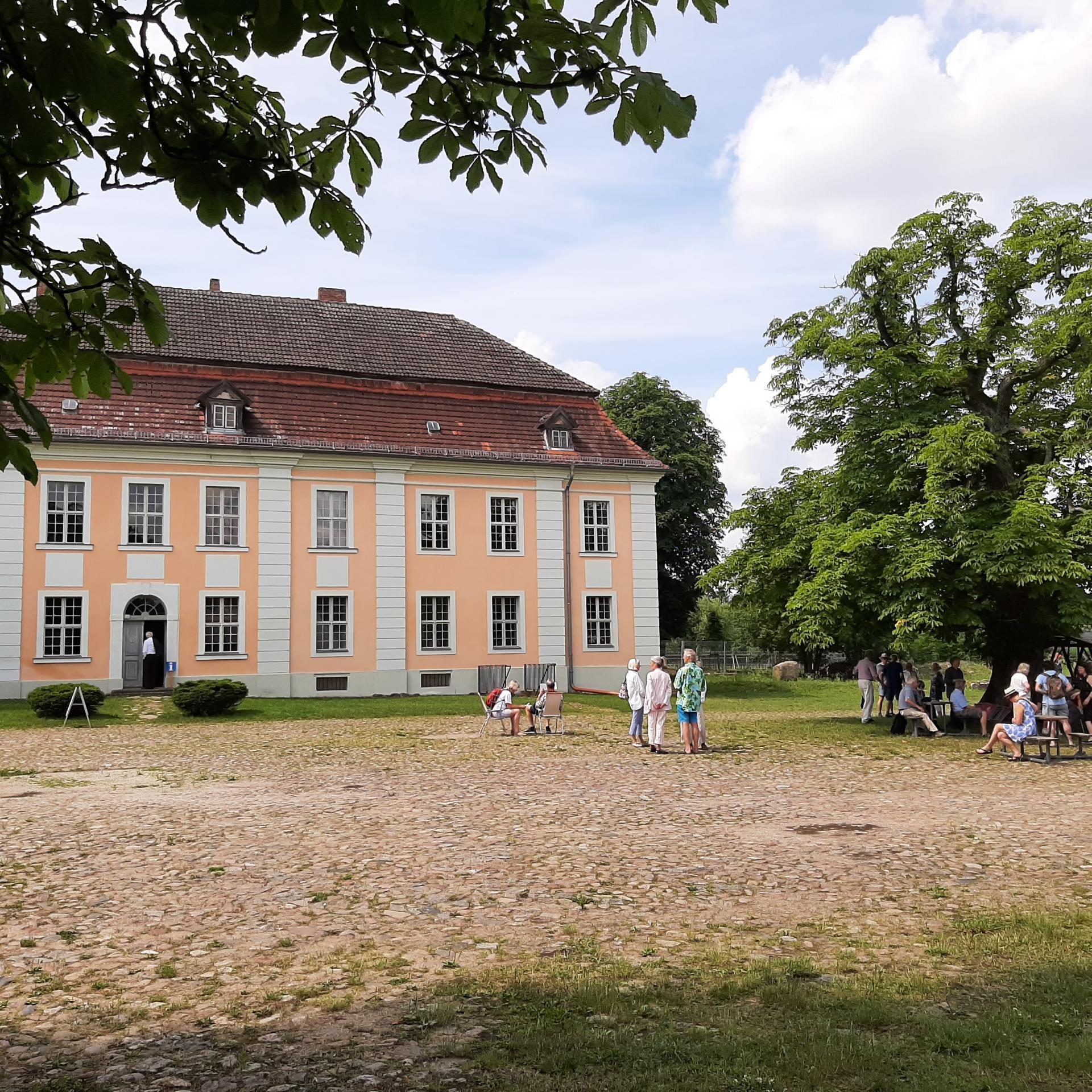 Zernikow Gutshaus