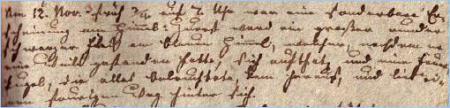 Originalschrift