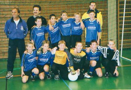 D-junioren halle 2001