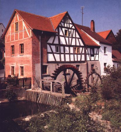 Doppelmühle Strötzbach