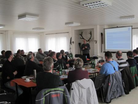 Dränage-Seminar