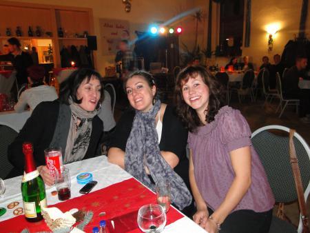 Ramona, Franzi und Claudi