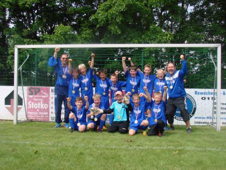 15.06.2013: Kreismeisterschaftsendrunde der E-Junioren