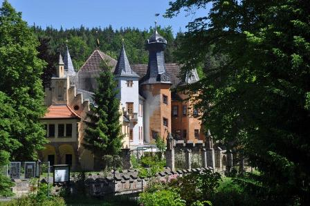 Schloss Wolfersdorf 1