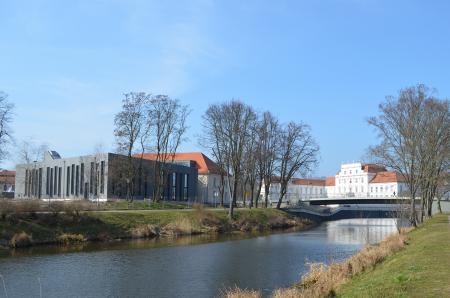 Stadtbibliothek März 2014 Havelseite