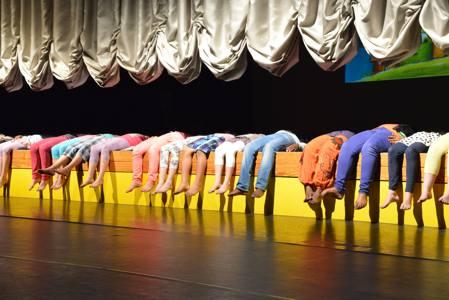 Projekt 19 Tanz ist klasse