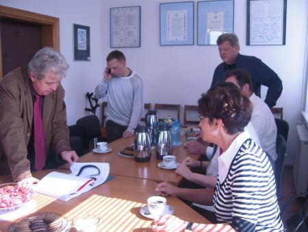 3. Beratung der deutsch-polnischen Arbeitsgruppe in Moryń 21.09.2011