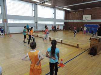 Völkerballturnier 2013