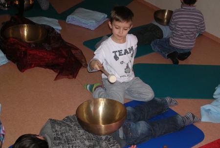 Klang in Kindergruppen
