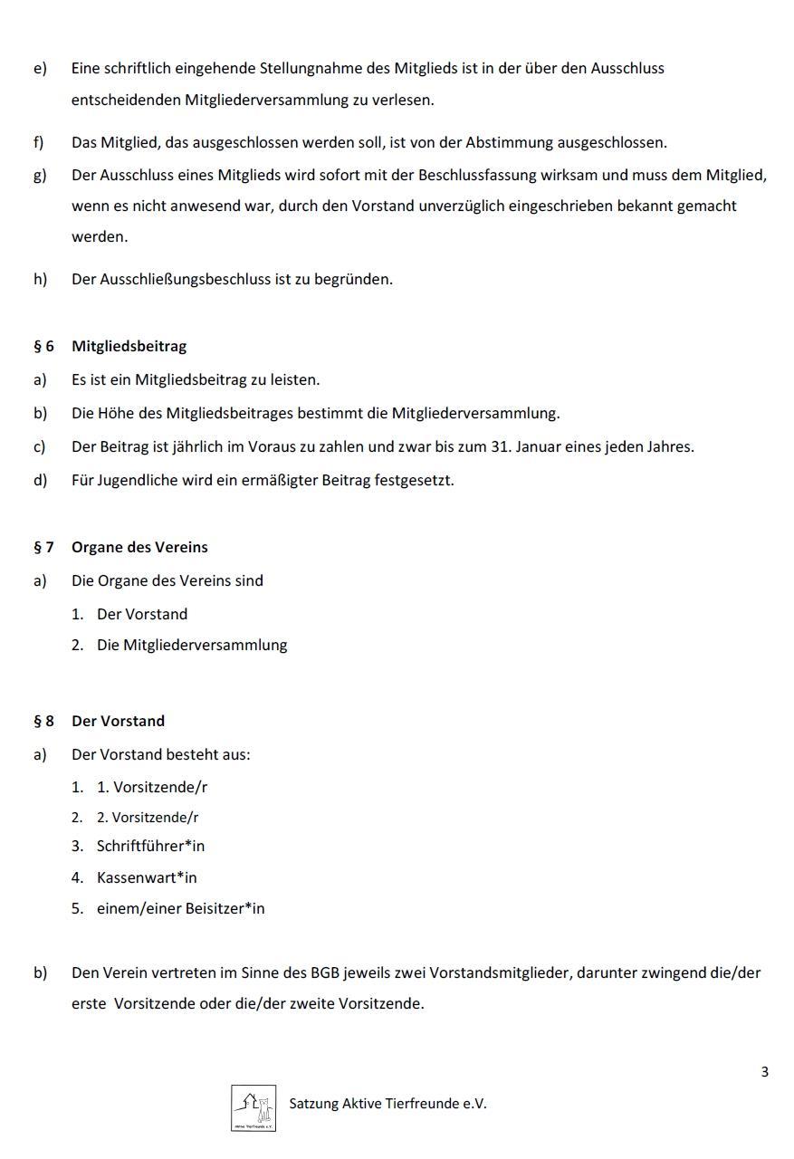 Satzung 2019 Seite 3