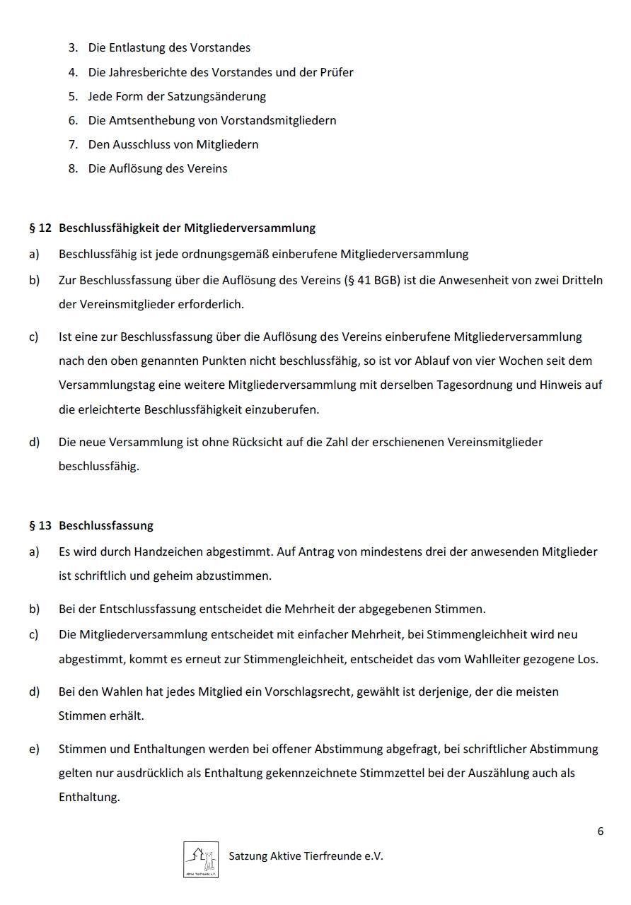 Satzung 2019 Seite 6