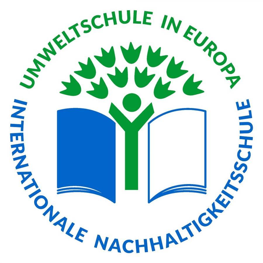 Umweltschule in Europa - Auszeichnungen