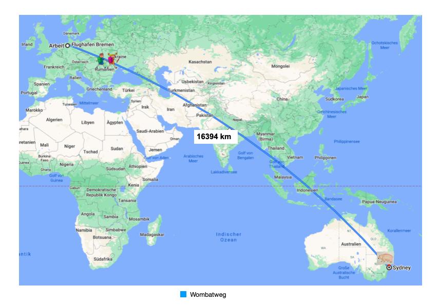 Wombat 2026km