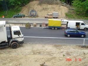 Brückenbauwerk 31Ü4 bei Warnitz