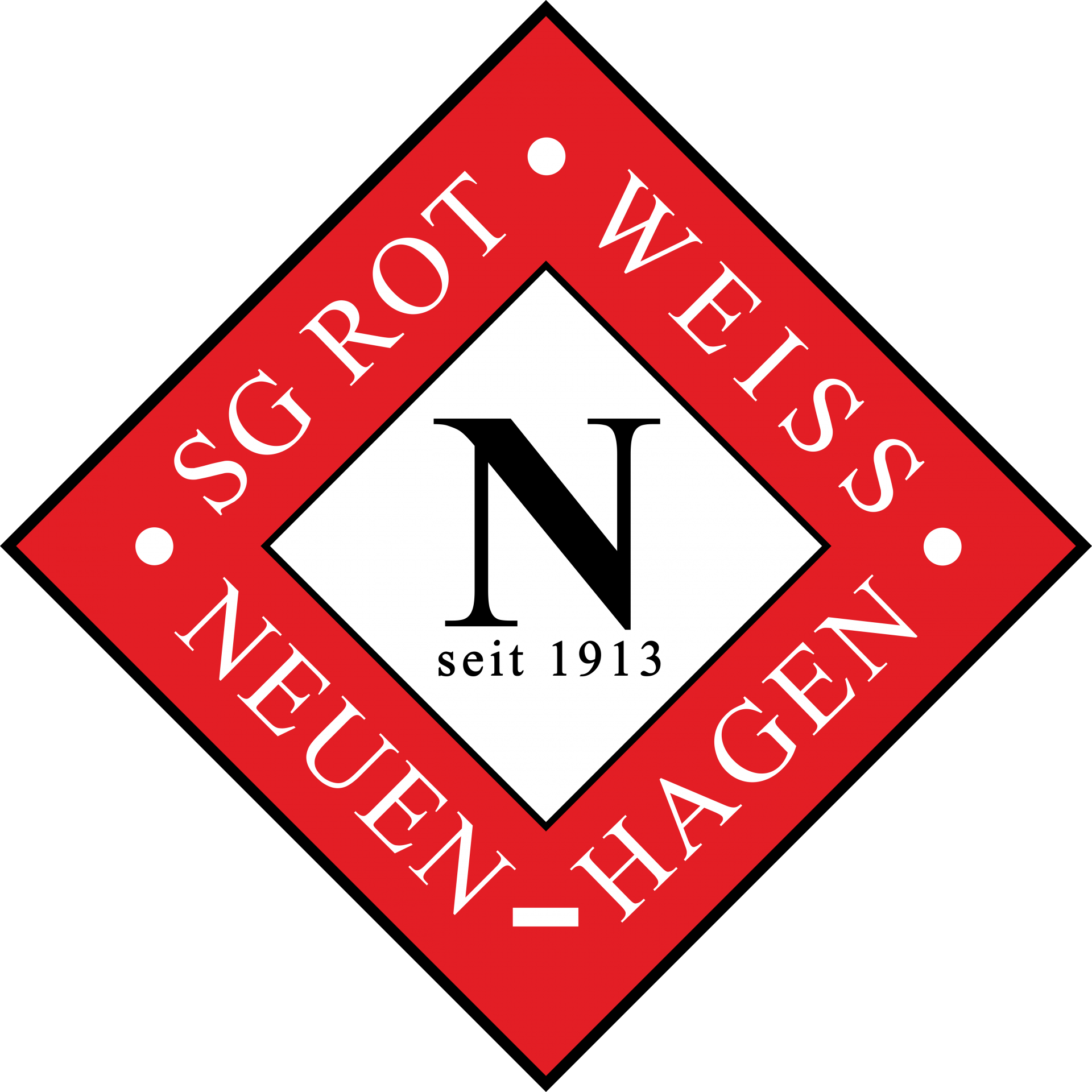 Logo des SG Rot-Weiß Neuenhagen e.V.