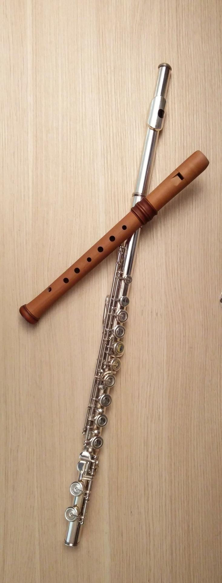 Flöten