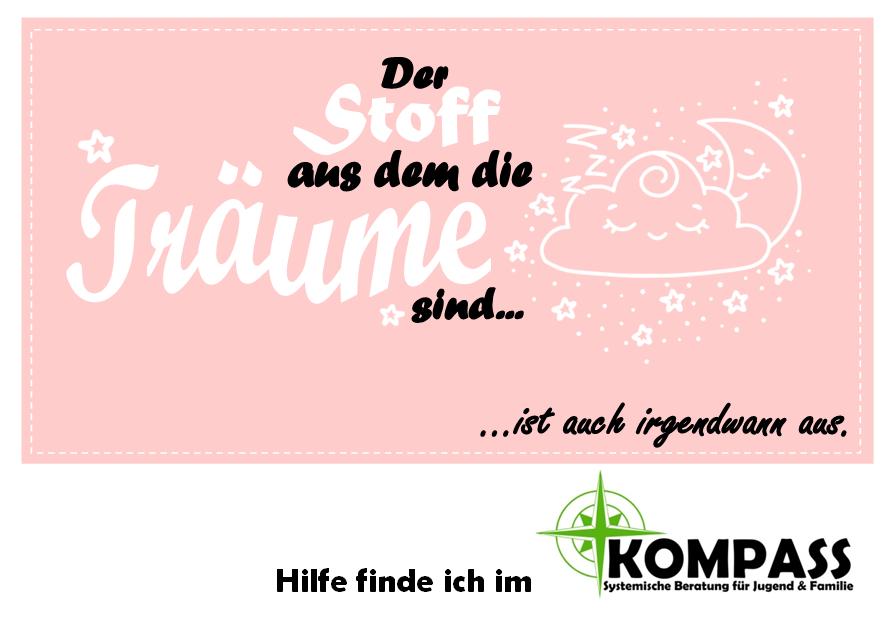 Postkarte - Träume