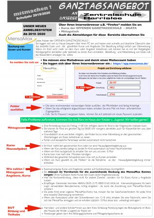 Einlog MensaMax 1019-7