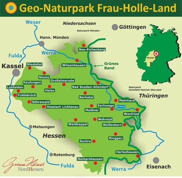 Naturparks / Nationalparks