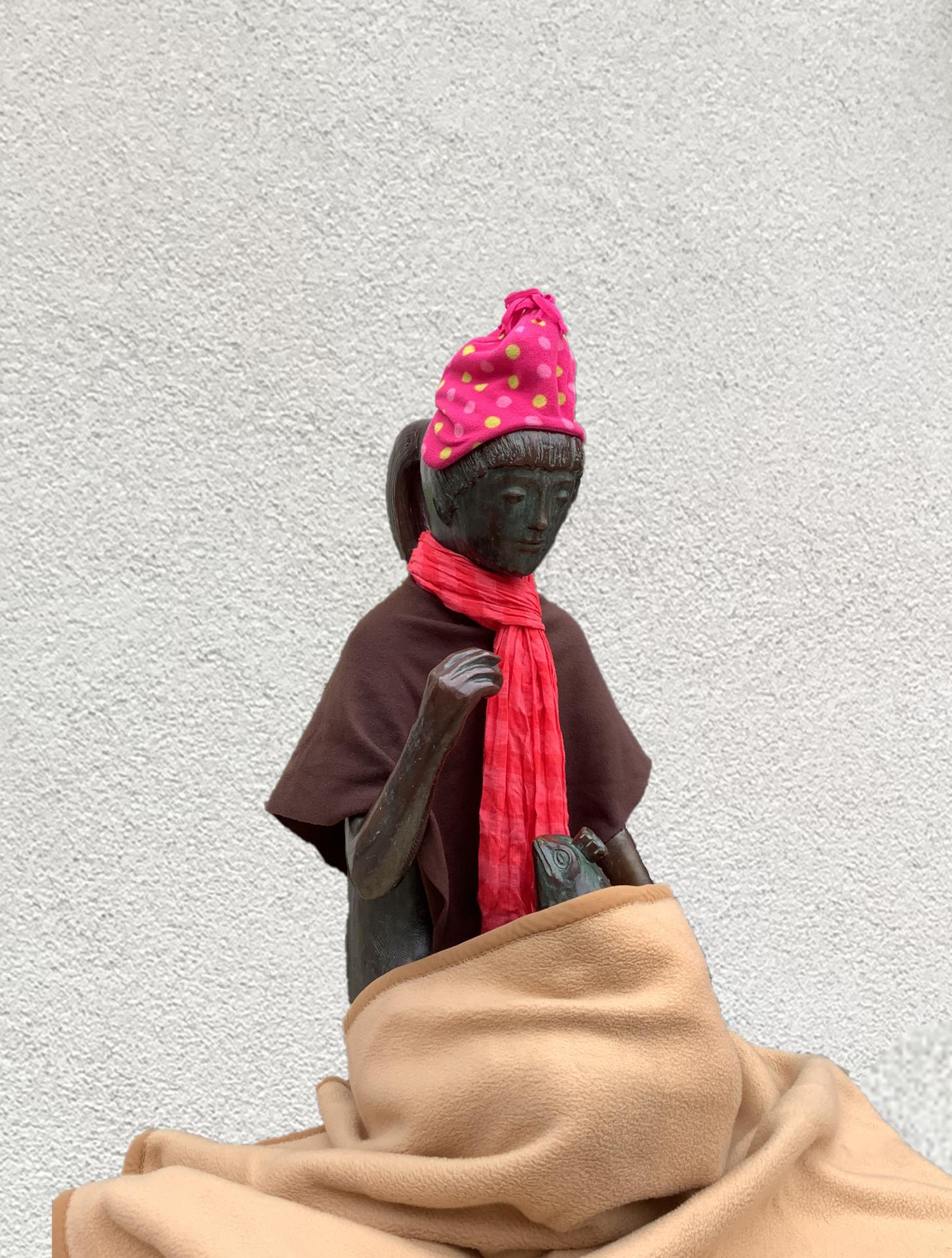 Wintermädchen