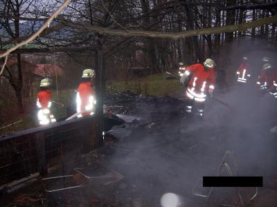 Schuppenbrand in Salzhemmendorf