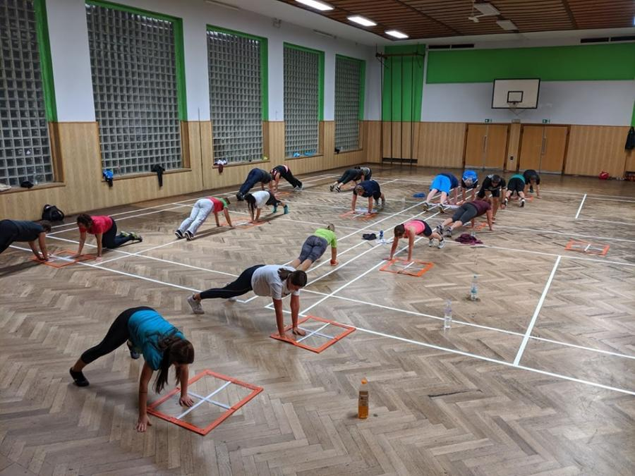 Penalty Box Fitness beim TV Röslau