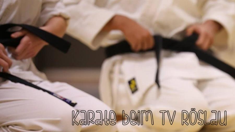 Karate beim TV Röslau