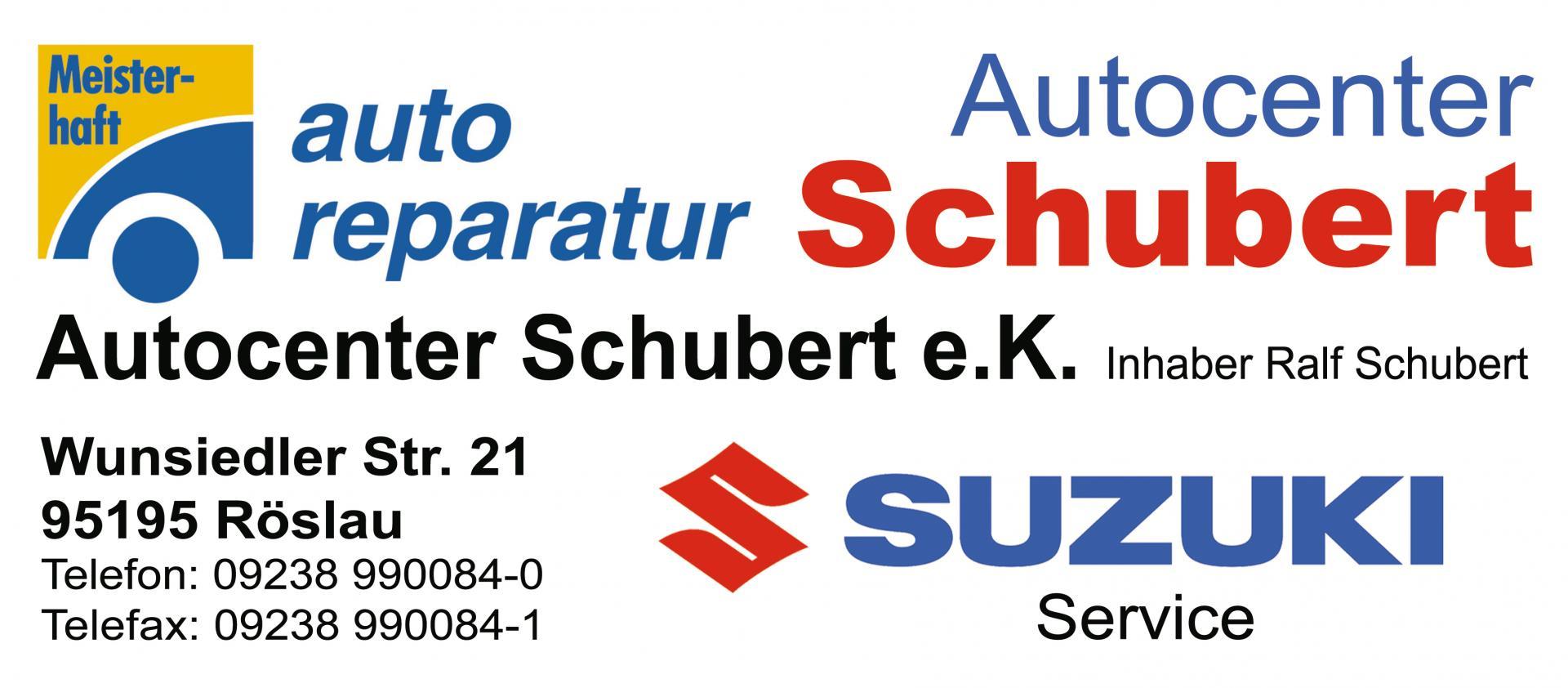 Autocenter Schubert e.K.