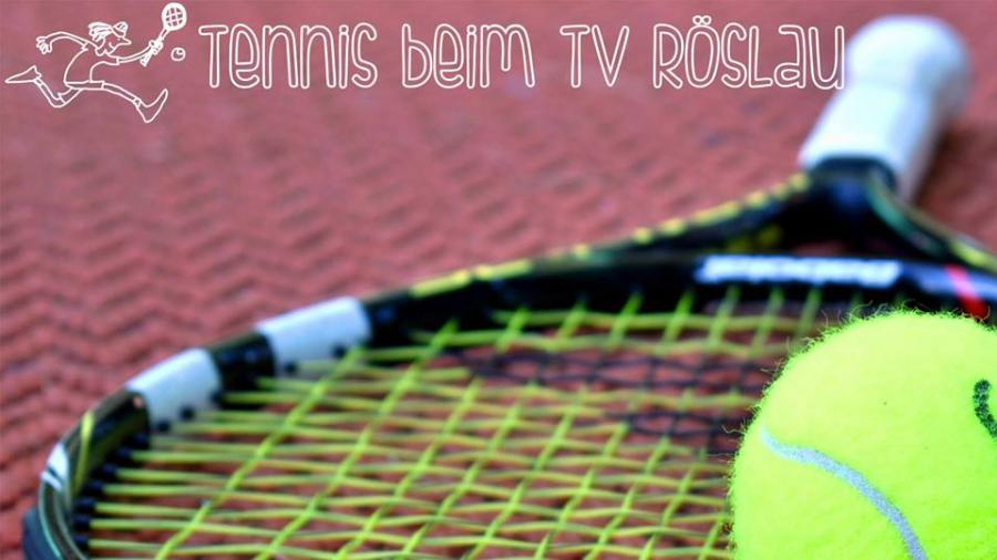 Tennis beim TV Röslau