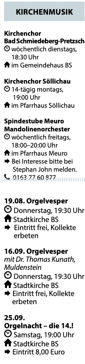 Kirchenmusik08-09