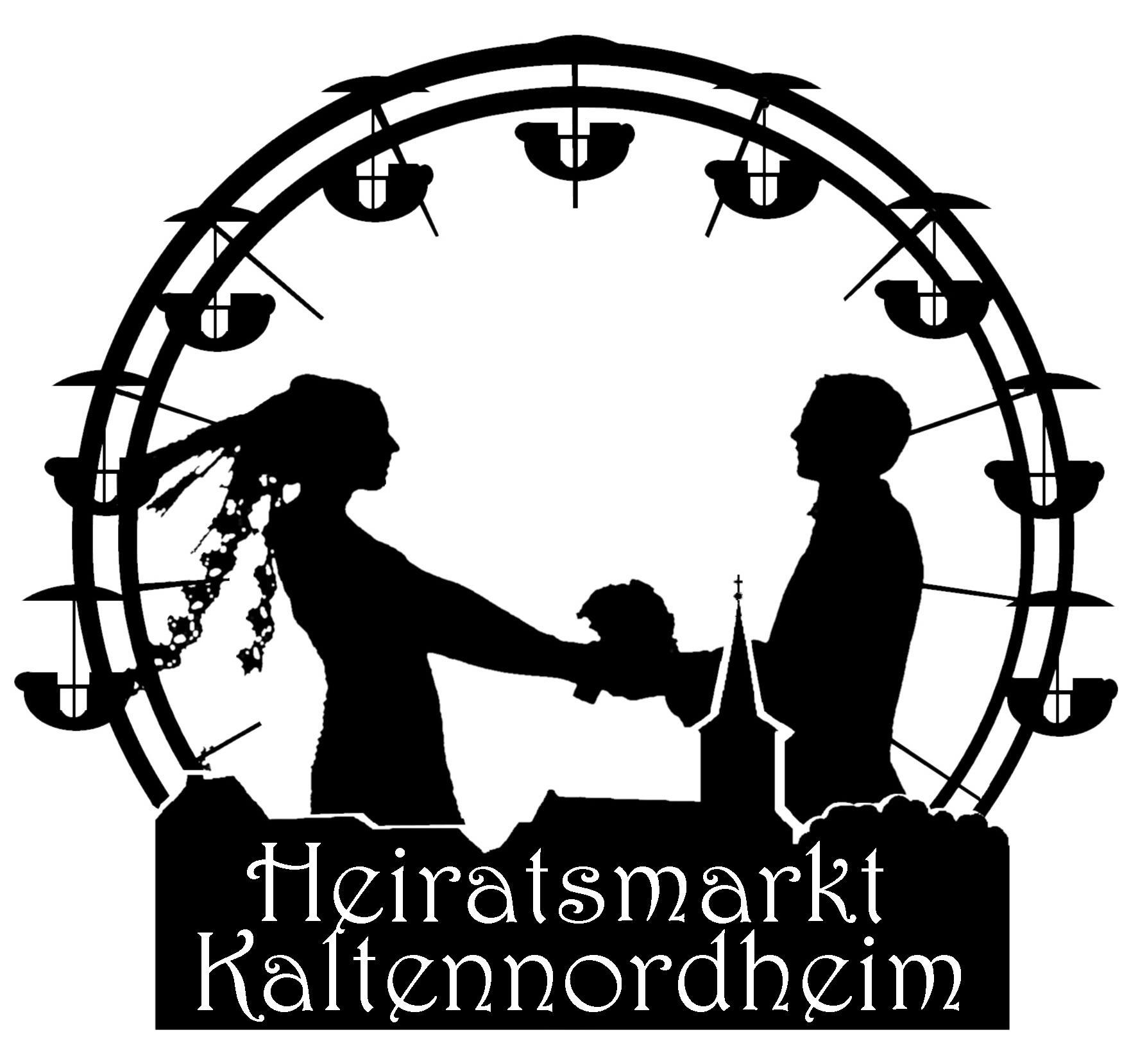 Heiratsmarkt-Logo