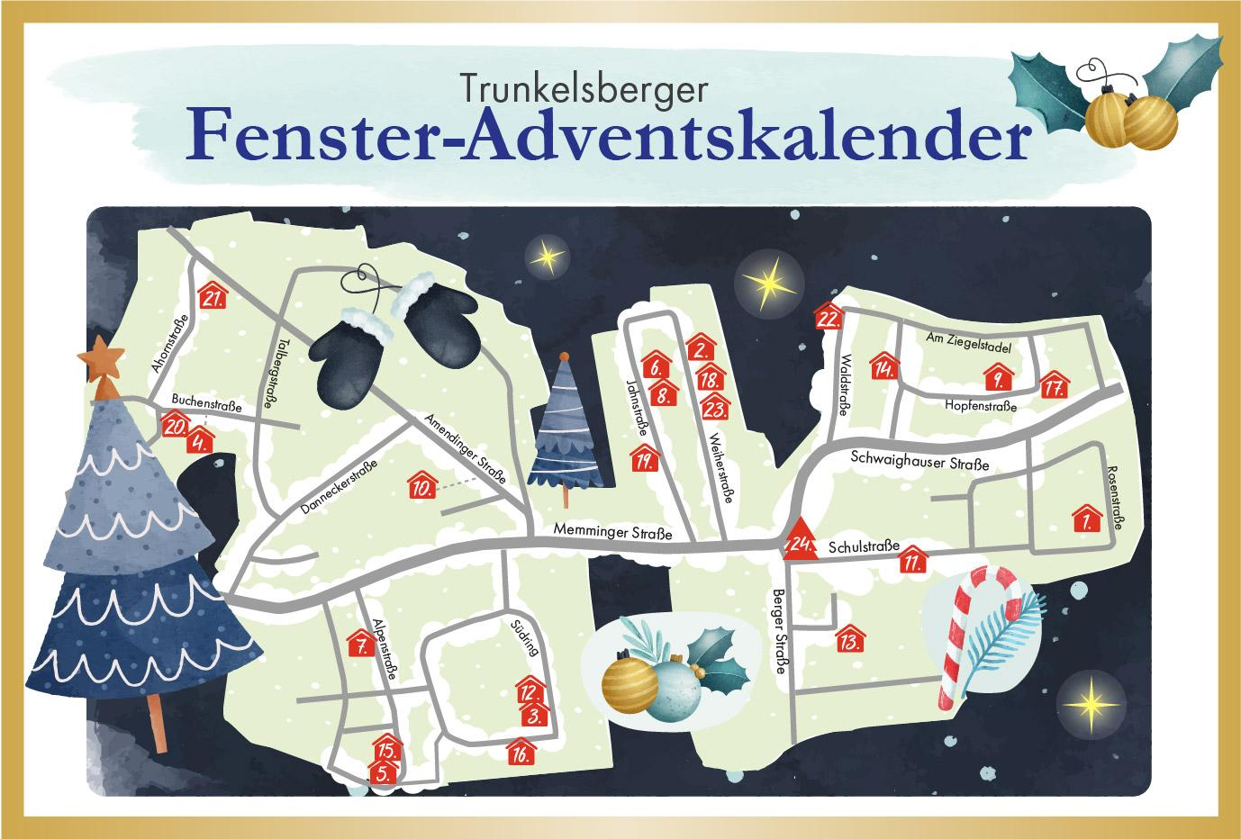 Trunkelsberger Adventskalender