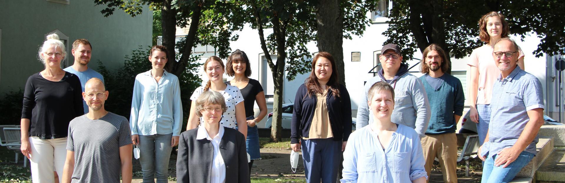 Die Lehrkräfte der Sing- und Musikschule 2021