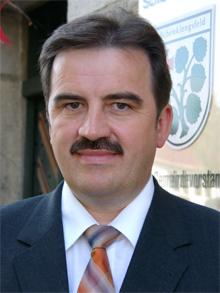 Bürgermeister Stefan Gensler