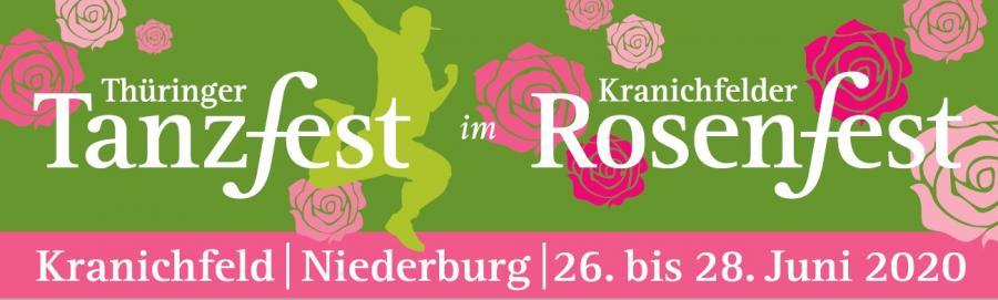 Tanz- und Rosenfest