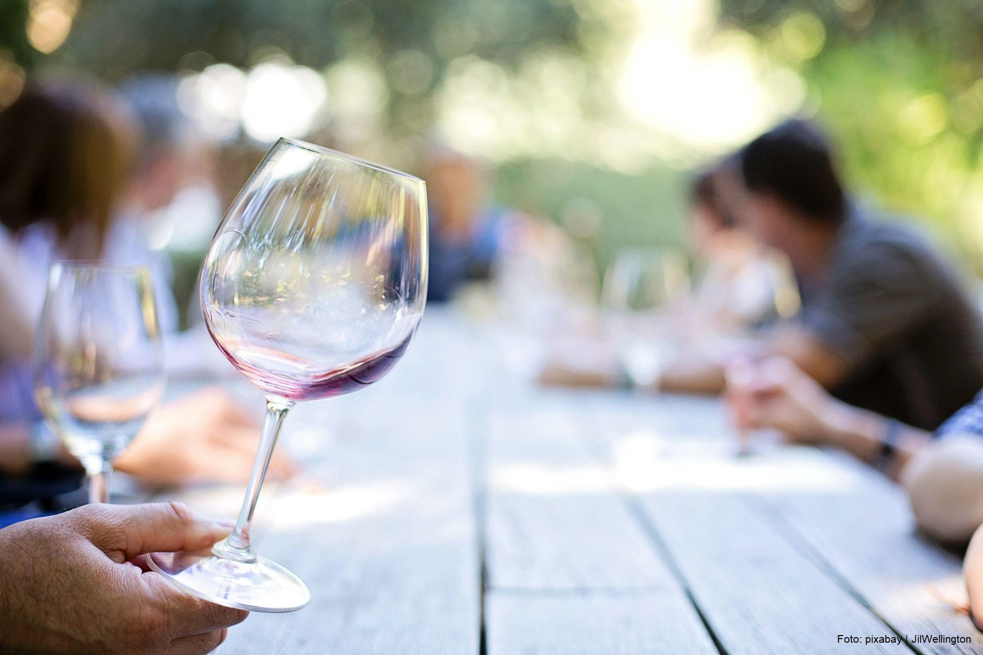 Weinverkostung abgesagt