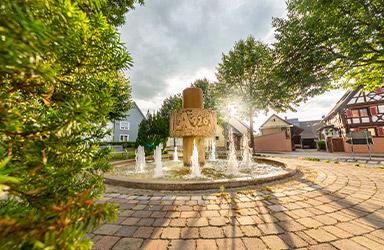 Ortsbrunnen