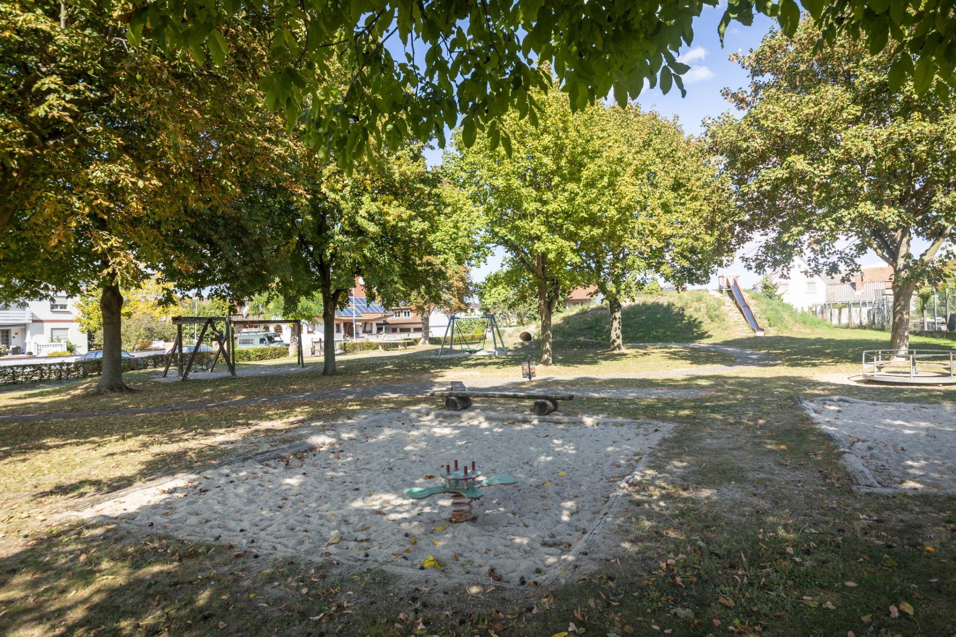 Spielplatz Zwei-Gärten