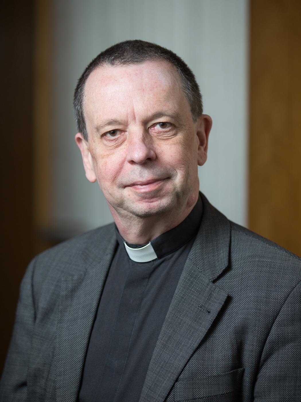 Msgr. Ulrich Bonin