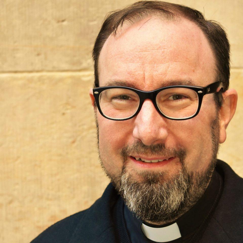 Pfarrer Michael Wiesboeck