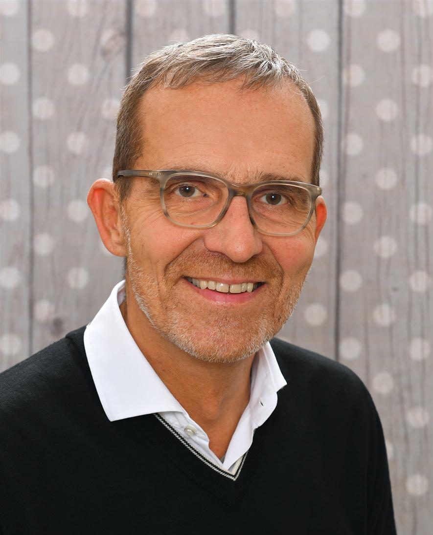 Pfarrer Thomas Pfeifroth