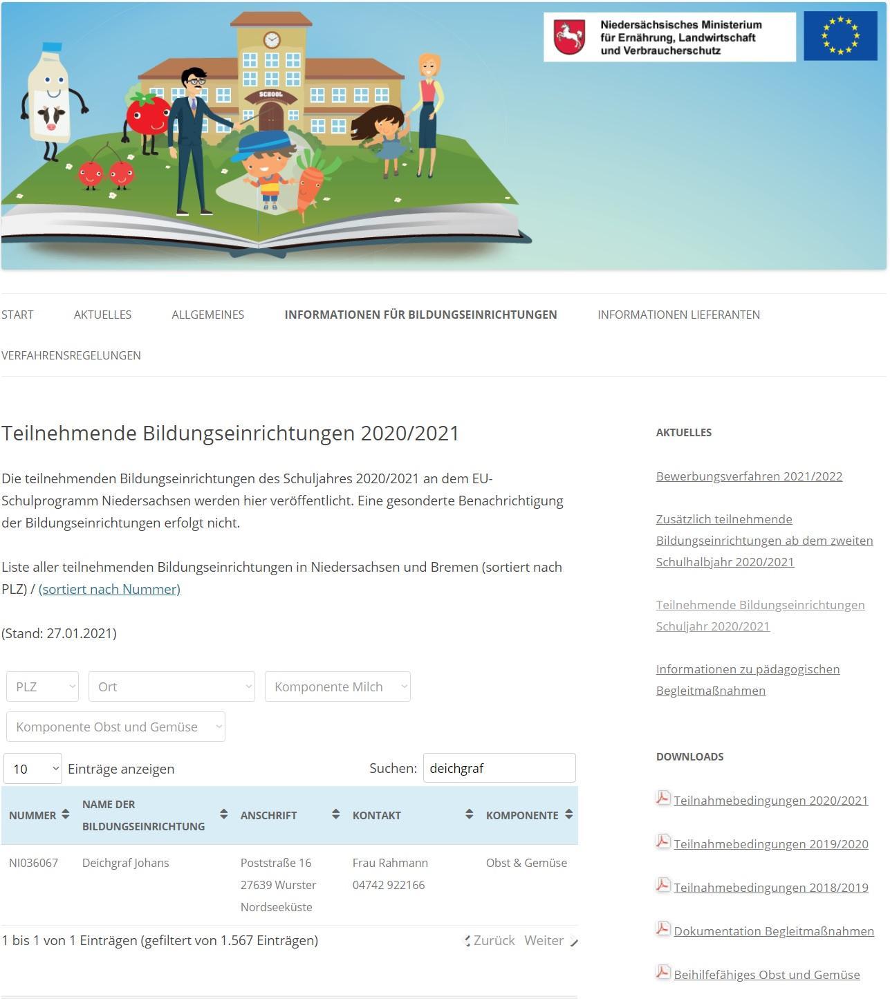 Schulobstprogramm_Teilnehmer_GSDorum_20_21