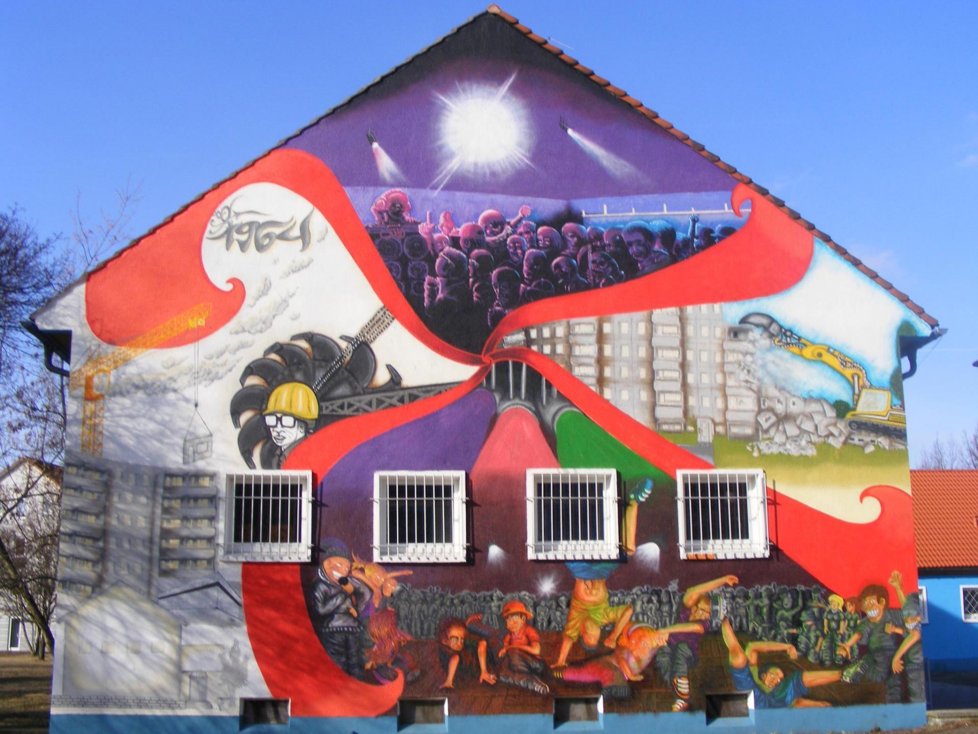 Jugendhaus Außenansicht