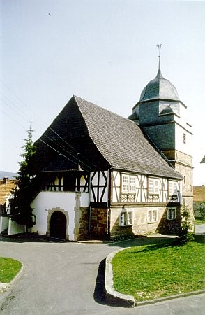 Kirche in Weißenborn