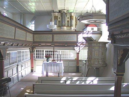 Kirche in Rambach