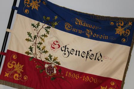 Fahne Blau Weiss