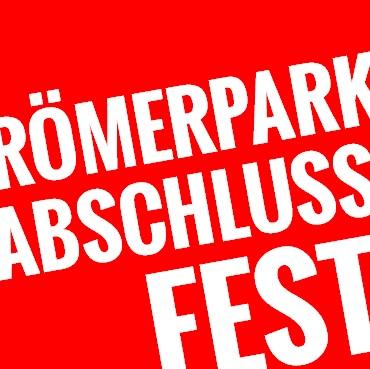 Römerparkabschlussfest